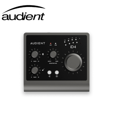 Audient ID4 MKII 錄音介面