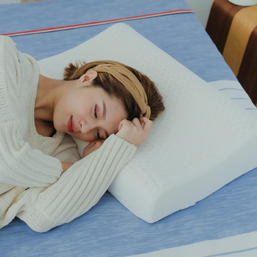 Adorar愛朵兒 人體工學釋壓天然乳膠枕
