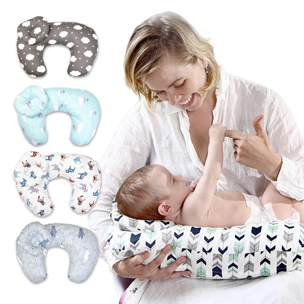 JoyNa孕婦枕 哺乳枕 U型枕靠枕 嬰兒餵奶枕頭