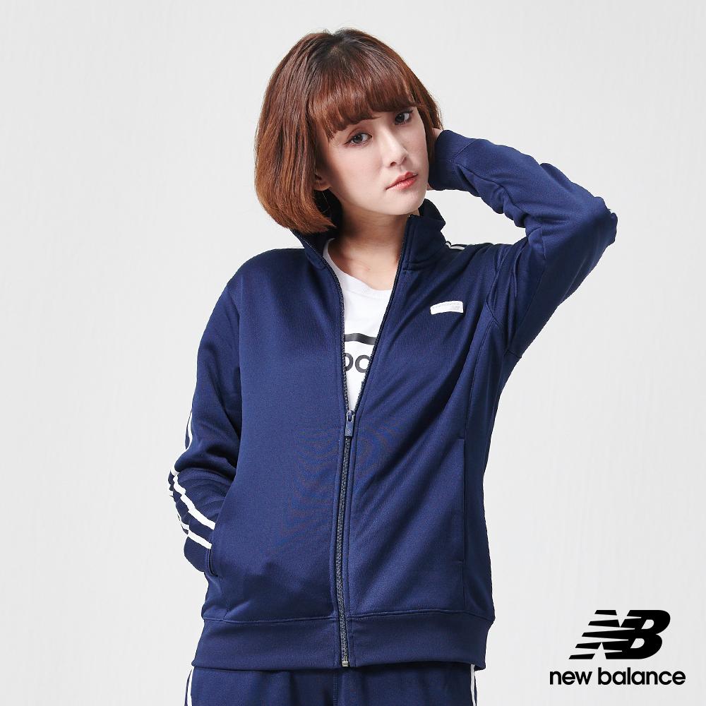 New Balance 外套_AWJ91560PGM_女性_深藍