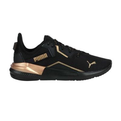 PUMA PLATINUM METALLIC WNS 女休閒運動鞋-慢跑 訓練 19377301 黑香檳金