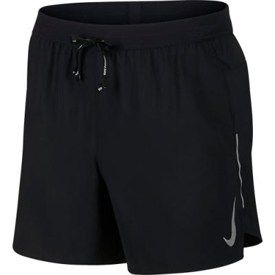 NIKE 短褲  運動 慢跑 健身 舒適  黑 男款 CI9899010 AS M NK FLEX STRIDE SHORT 5IN