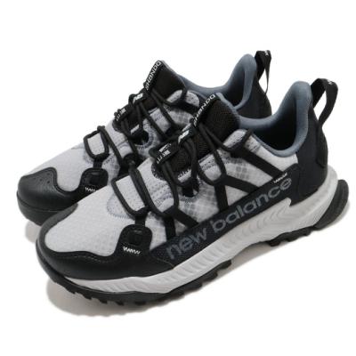 New Balance 慢跑鞋 Shando Wide 寬楦 運動 男鞋 紐巴倫 戶外越野 避震 球鞋 穿搭 黑 灰 MTSHALK2E