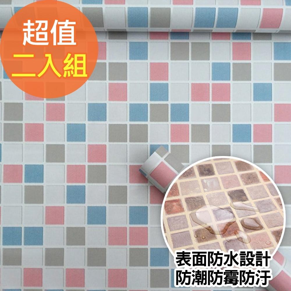 (買一送一) 佶之屋 3米廚房衛浴大無敵防水防油磁磚壁貼 product image 1