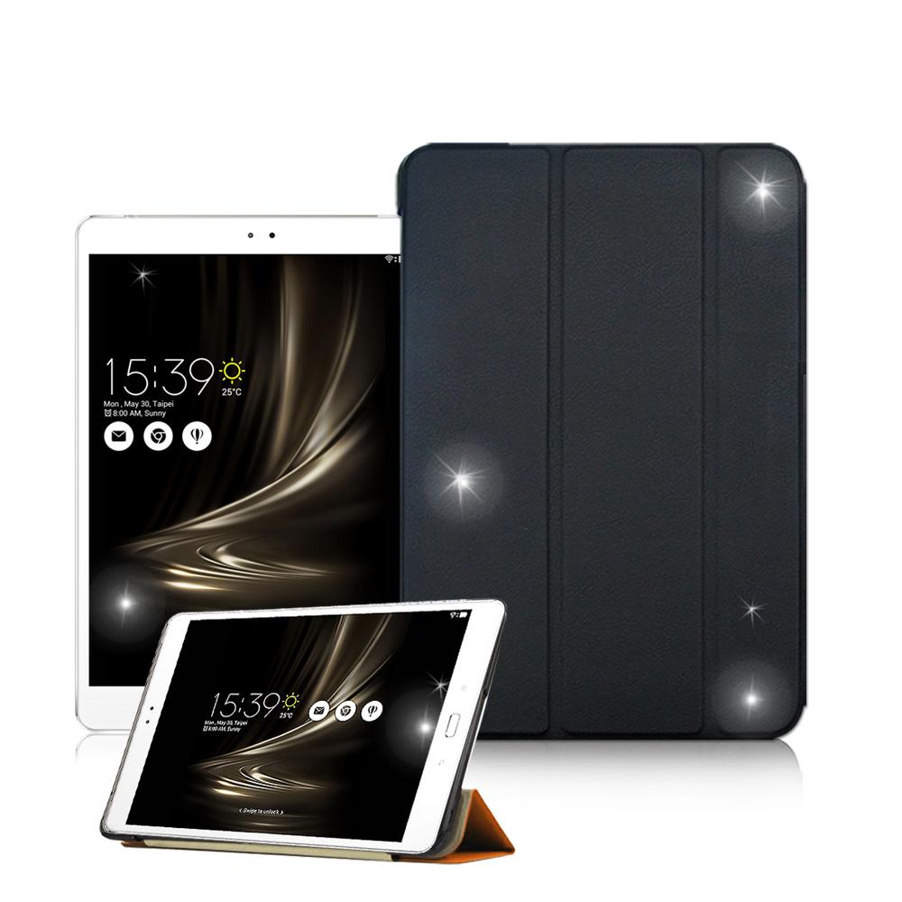 VXTRA ASUS ZenPad 3S 10 Z500KL 經典皮紋平板皮套 product image 1