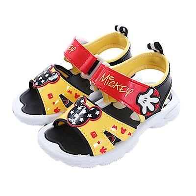 迪士尼米奇涼鞋 sk0460 魔法Baby