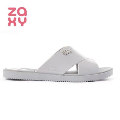 ZAXY x LOONEY TUNES THONG 涼拖鞋-灰