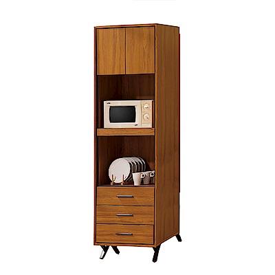 H&D 安德里2尺收納立櫃
