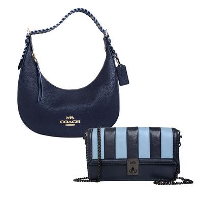 [時時樂] COACH 優雅編織/珩縫小香風包款均一價4812元