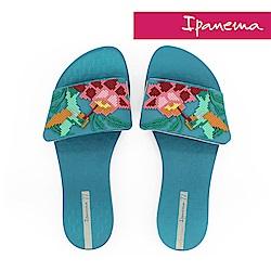 IPANEMA 艷夏派對夾腳拖鞋-藍綠色