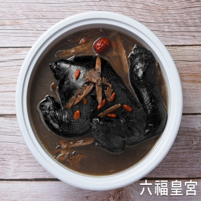 六福皇宮 極品首烏煲雞湯 2200g/盒