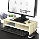 雙層電腦螢幕增高架 (3C桌上架置物櫃/顯示器置物架/電腦桌螢幕架鍵盤架/鍵盤收納架收納櫃/辦公室桌面螢幕架) product thumbnail 1