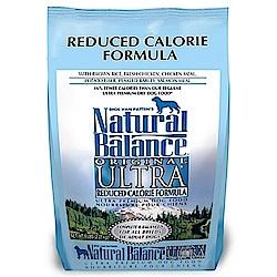 Natural Balance 特級老犬低卡調理配方 5磅