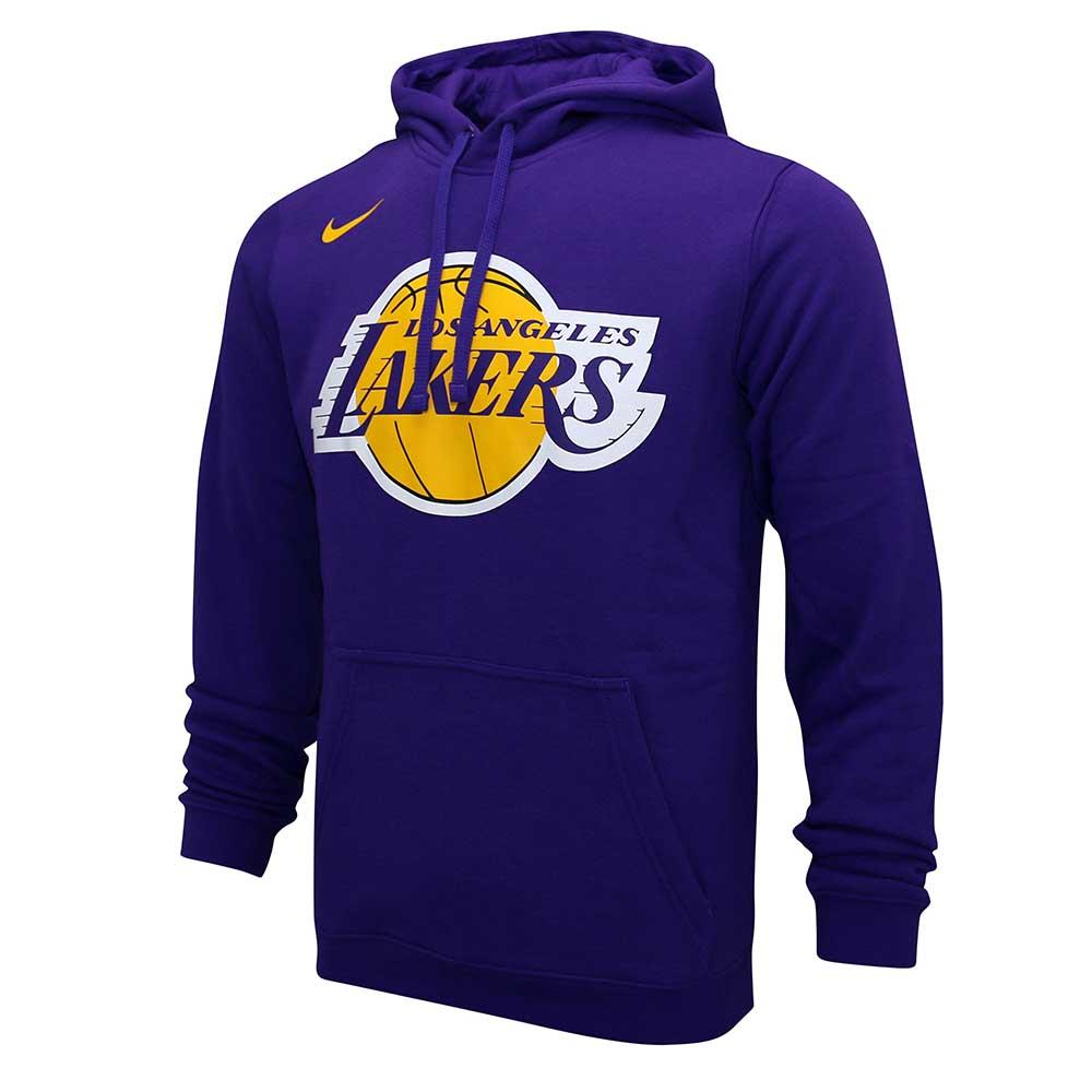 NIKE NBA 連帽T恤 湖人隊 AA3672504
