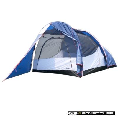 【DL Adventure】 Camel2 EX6 六人帳篷 (可變野炊帳使用)