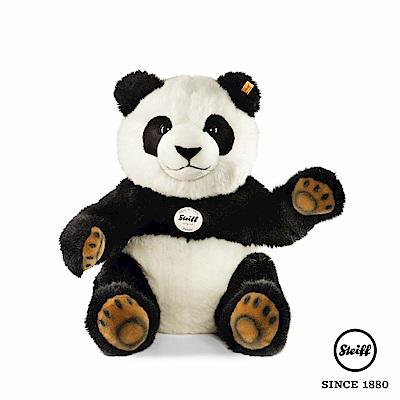 STEIFF德國金耳釦泰迪熊 熊貓 Pummy Panda(動物王國)