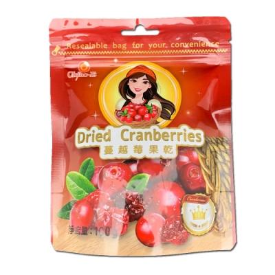 巧益 蔓越莓果乾(100g)