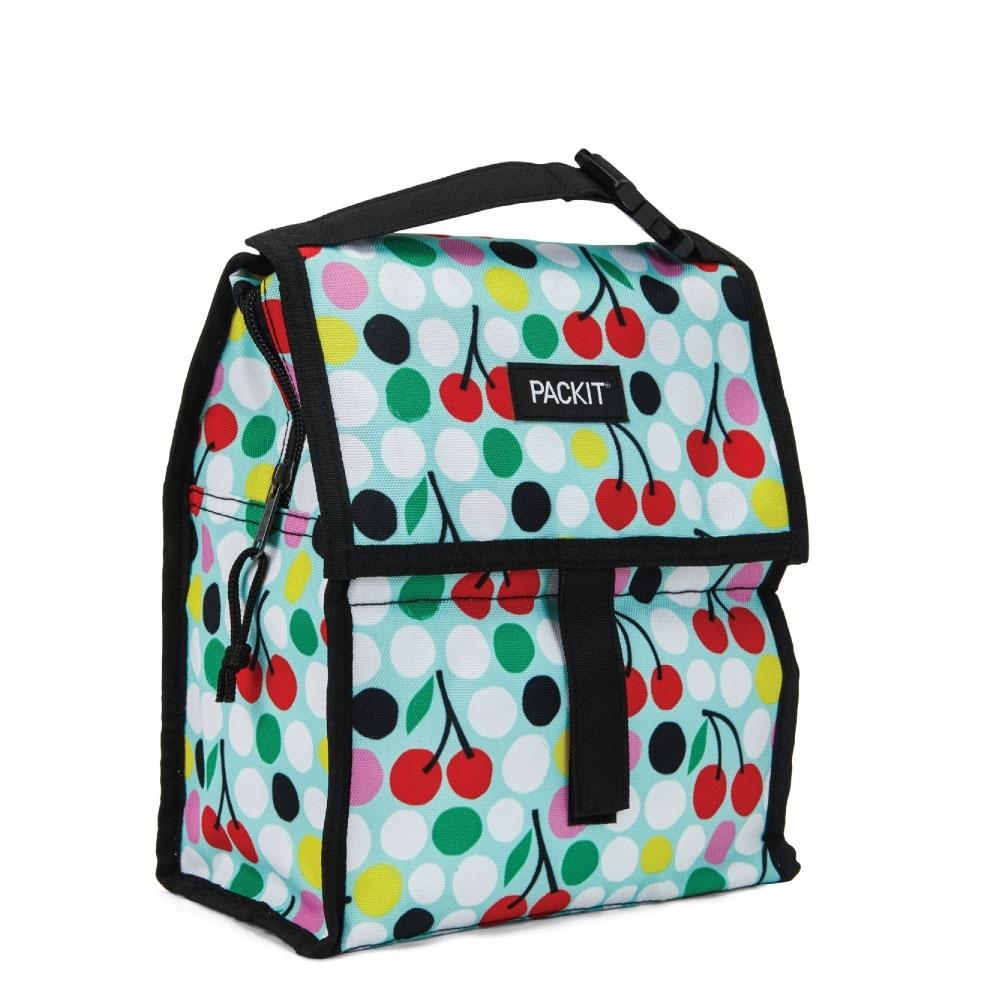 美國【PACKIT】多功能冷藏袋-保冷袋 #春漾櫻桃
