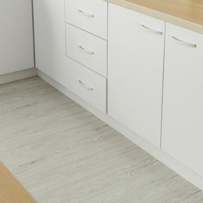 樂嫚妮 塑膠PVC仿木紋DIY地板貼 1.7坪-白橡木