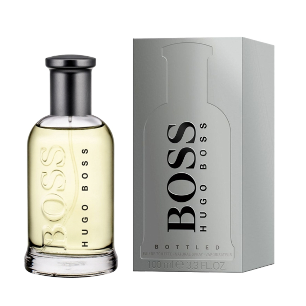 Boss Bottle自信男性淡香水100ml