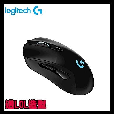 羅技 G703 LIGHTSPEED 無線遊戲滑鼠