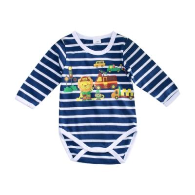 寶寶薄長袖連身衣 k60948 魔法Baby