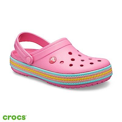 Crocs 卡駱馳 (中性鞋) 卡駱班編織繩克駱格 205889-669