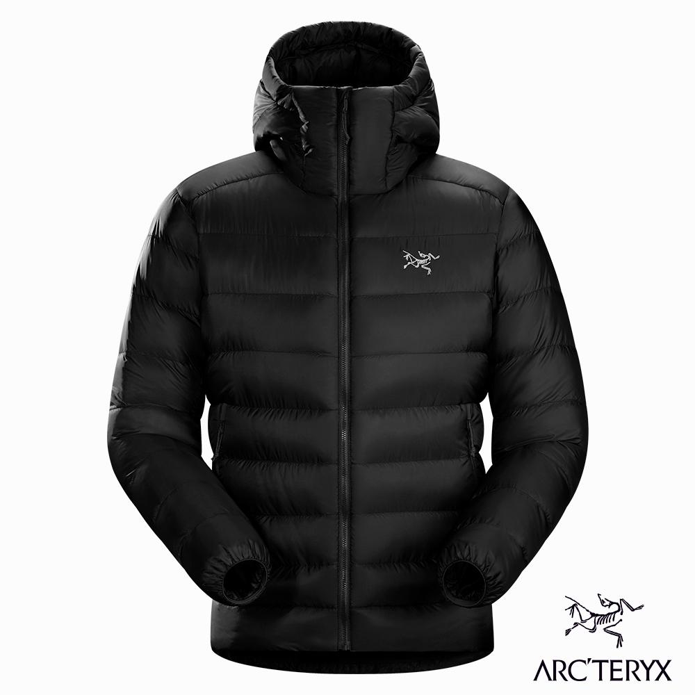 Arcteryx 男 Cerium SV 輕便 保暖 羽絨外套 黑