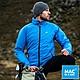 【MAC IN A SAC】男女款輕巧袋著走防水抗風透氣輕量外套MNS089海洋藍 product thumbnail 2