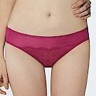 曼黛瑪璉 包覆提托經典低腰三角褲(莓紫)