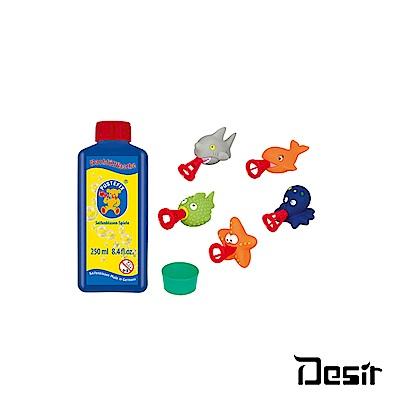 德國Pustefix魔力泡泡啾啾樂-海底世界(附250ml)
