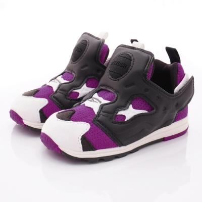 Reebok頂級童鞋 嗶嗶籃球學步鞋款 EI544紫(寶寶段)