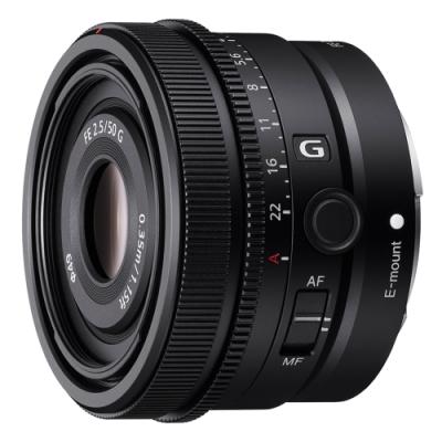 SONY FE 50mm F2.5 G SEL50F25G 標準定焦鏡頭 公司貨