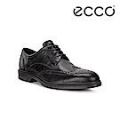 ECCO LISBON 商務正裝紳士鞋 男-黑