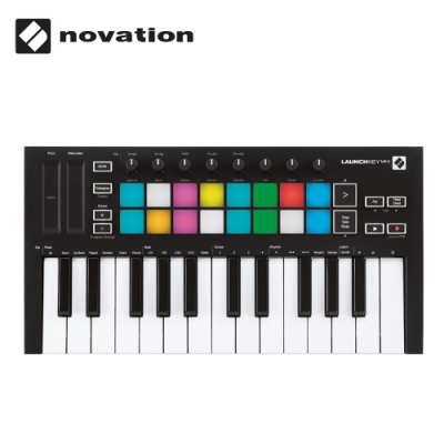 Novation LaunchKey MINI MK3 25鍵MIDI主控鍵盤
