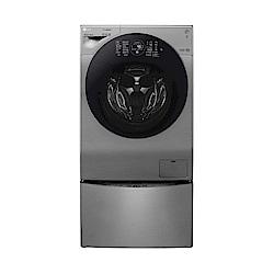 LG樂金 12KG+2KG TWINWash變頻滾筒洗衣機 WD-S12GV 星