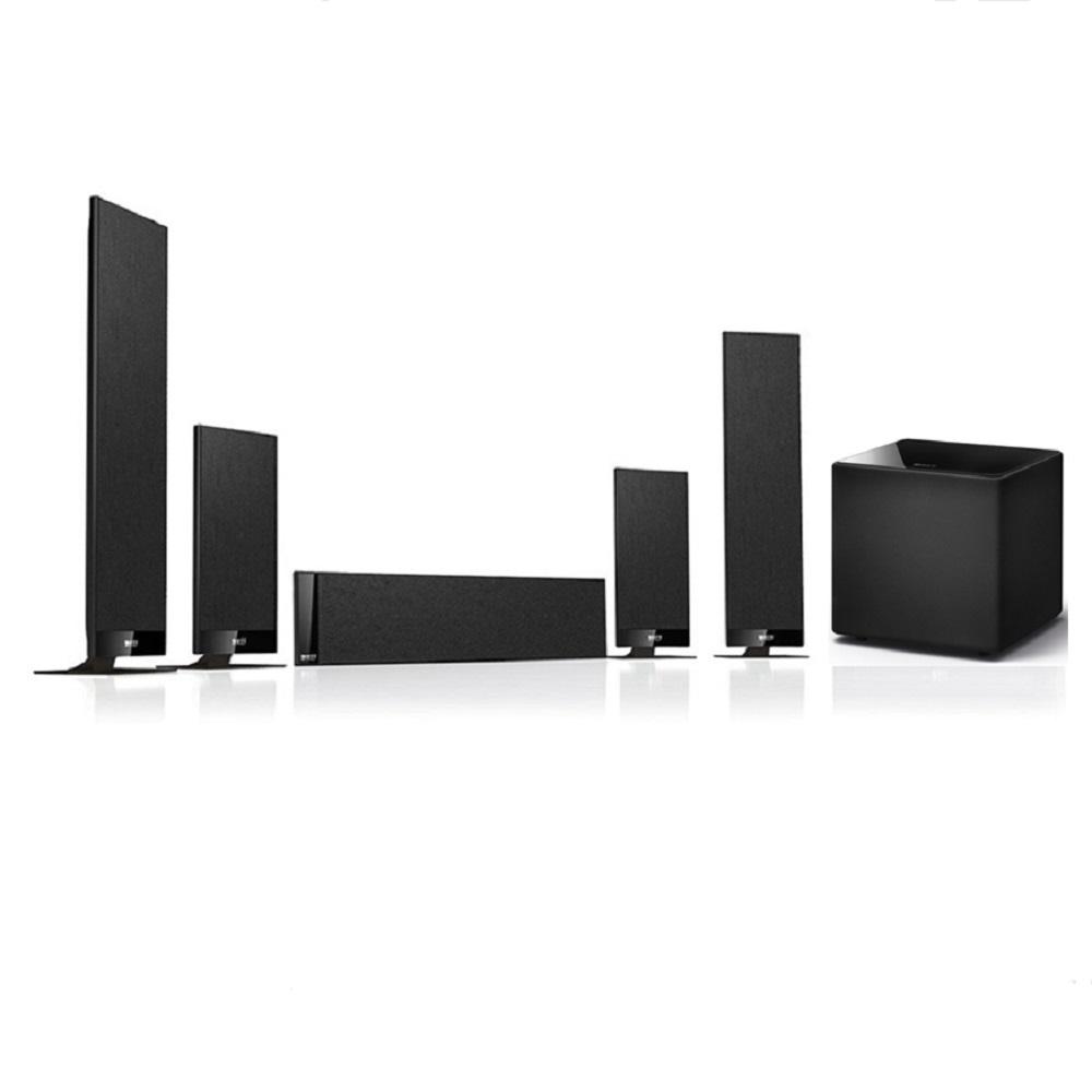 KEF T205 5.1聲道超薄型家庭劇院喇叭系統
