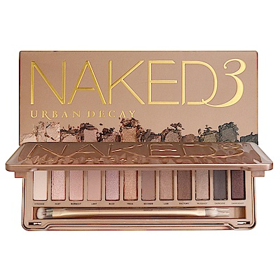 Urban Decay Naked 3 眼影盤12色 1.41gx12