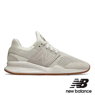 New Balance 復古鞋WS247PB 女 米白