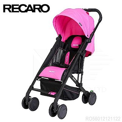 德國《RECARO》德國《RECARO》Easylife嬰幼兒手推車-桃紅色