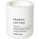 《BLOMUS》香氛蠟燭(法國棉)