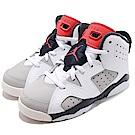 Nike 籃球鞋 Jordan 6 Retro 運動 童鞋