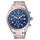SEIKO 星際迷航三眼計時腕錶-SSB267P1-46mm product thumbnail 1