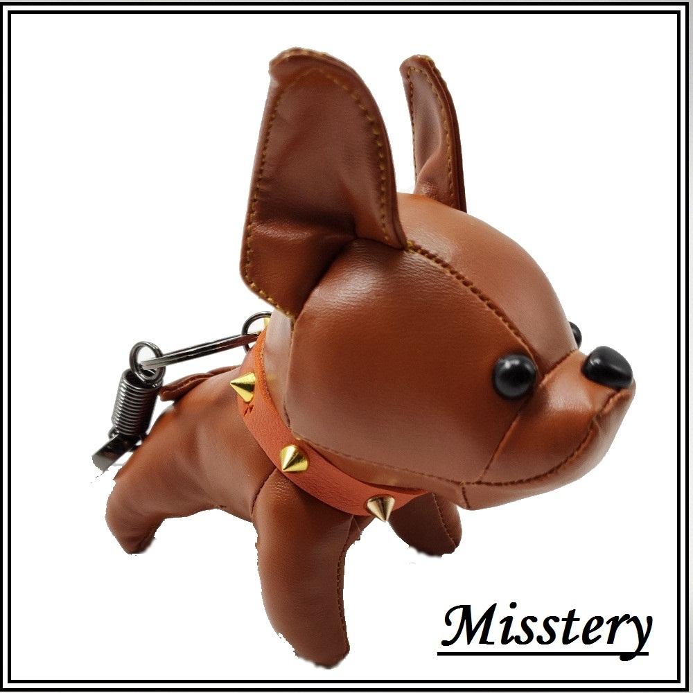 【Misstery】鑰匙圈法鬥犬吊飾-(鑰匙圈/包包吊飾)-大