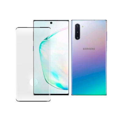 LUCCIDA Samsung Note 10 9H防爆玻璃貼【3D滿版】