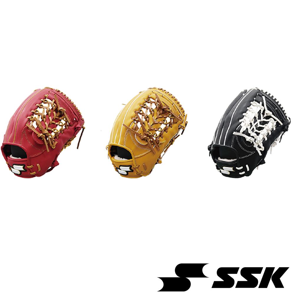 SSK FIRE HEART 外野手 棒壘球手套 DWG800H