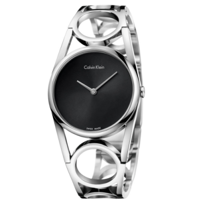 Calvin Klein CK優雅設計款腕錶(K5U2S141)32mm