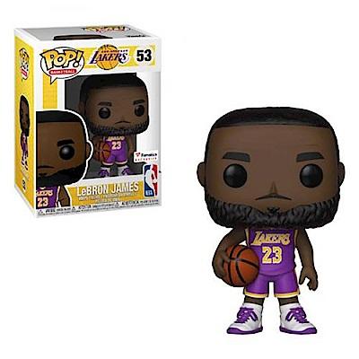 Funko POP NBA 大頭公仔 湖人隊 LeBron James