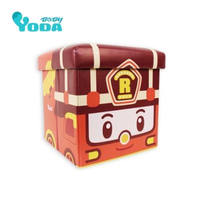 YODA 救援小英雄波力收納椅-萌版(ROY)