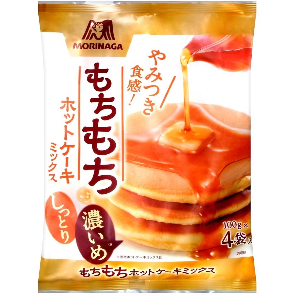 森永製果 手作濃厚鬆餅粉(400g)